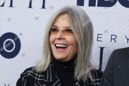 "Diane Keaton attends the HBO premiere of ""Very Ralph"" at the Paley Center for Media on in Beverly Hills, Calif"