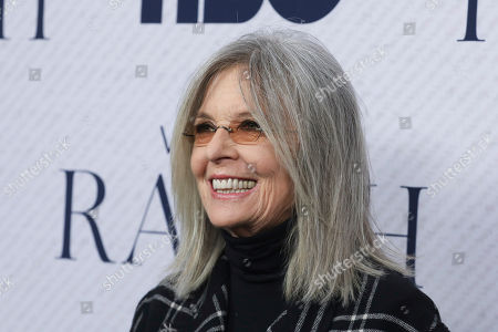 """Stock Photo of Diane Keaton attends the HBO premiere of """"Very Ralph"""" at the Paley Center for Media on in Beverly Hills, Calif"""