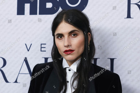 """Langley Fox attends the HBO premiere of """"Very Ralph"""" at the Paley Center for Media on in Beverly Hills, Calif"""