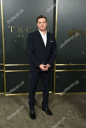 Editorial image of 'Truth Be Told' TV show premiere, Arrivals, Samuel Goldwyn Theater, Los Angeles, USA - 11 Nov 2019
