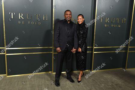Mekhi Phifer and Reshelet Barnes