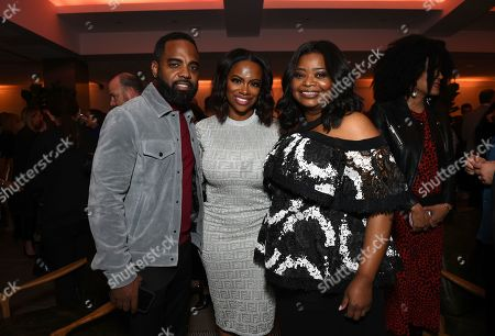 Todd Tucker, Kandi Burruss and Octavia Spencer, Executive producer