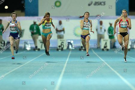 Editorial image of 2019 World Para Athletics Championships in Dubai, United Arab Emirates - 12 Nov 2019