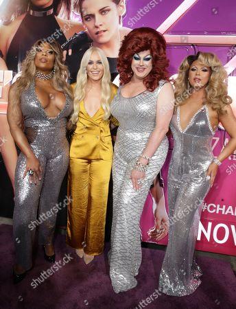 Peppermint, Lindsey Vonn, Nina West and Farrah Moan