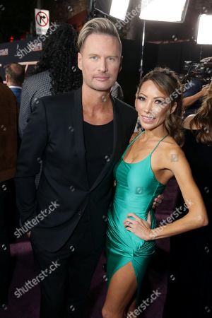 Brian Tyler and Sofie Tyler