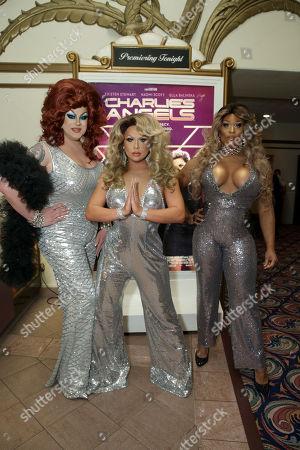 Editorial picture of 'Charlie's Angels' film premiere, Arrivals, Regency Village Theatre, Los Angeles, USA - 11 Nov 2019