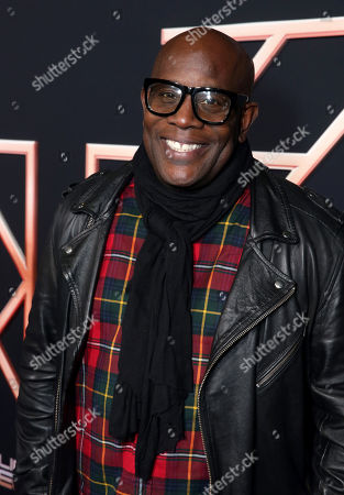 Stock Picture of James Moses Black