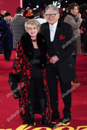 Stock Picture of Gloria Hunniford and Stephen Way