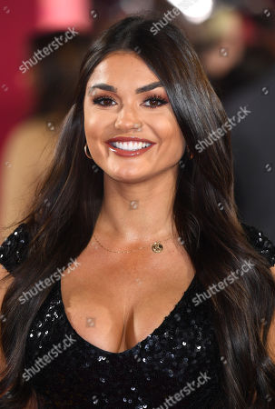 Stock Picture of India Reynolds