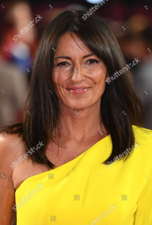 Stock Picture of Davina McCall