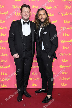 Stock Photo of James Bennewith and Peter Wicks