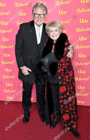 Stock Picture of Stephen Way and Gloria Hunniford