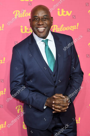 Stock Picture of Ainsley Harriott