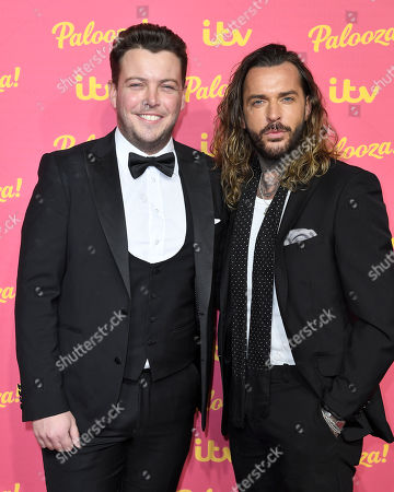 James Bennewith and Peter Wicks