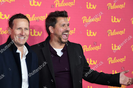 Brendan Cole and Jeremy Edwards
