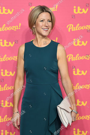 Stock Picture of Jacqui Oatley