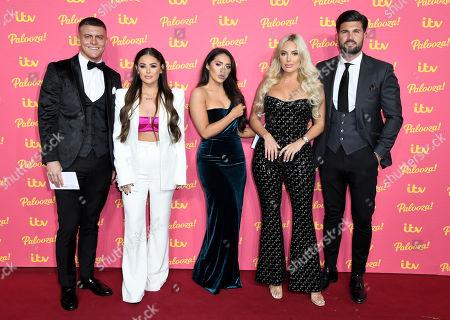 Editorial image of 'ITV Palooza!', Royal Festival Hall, London, UK - 12 Nov 2019