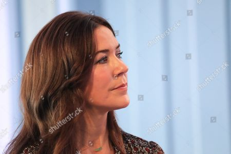 Danish Crown Princess Mary (L) talks during a pannel discussion at a side event after the official opening of the Nairobi Summit on International Conference on Population and Development (ICPD25), in Nairobi, ?Kenya, 12 November 2019. The summit takes place from 12 to 14 November.