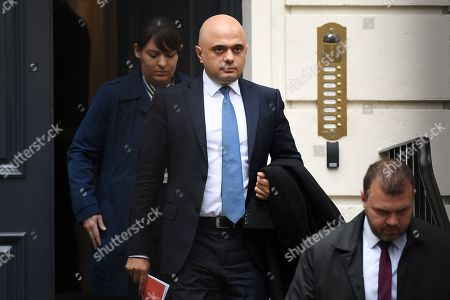 Editorial image of Emergency Cobra meeting of the cabinet ministers, London, United Kingdom - 12 Nov 2019