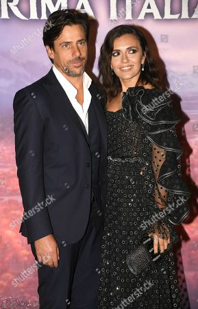 Editorial picture of 'Frozen 2' film photocall, Rome, Italy - 12 Nov 2019