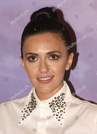 Stock Photo of Serena Rossi