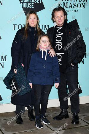 Tammy Kane, Christopher Kane and niece Bonnie