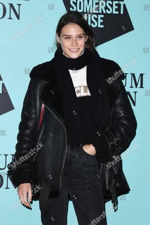 Stock Photo of Charlotte Wiggins