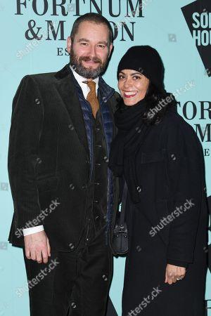 Simon Thompson and Zia Zareem-Slade