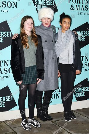 Olivia Williams and guests