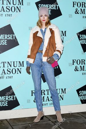 Editorial picture of Skate at Somerset House launch party, London, UK - 12 Nov 2019
