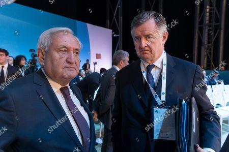Editorial picture of Paris Peace Forum, Paris, France - 12 Nov 2019