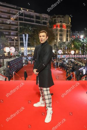 Editorial picture of NRJ Music Awards, Arrivals, Cannes, France - 09 Nov 2019