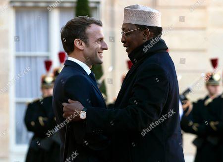 Editorial picture of Paris Peace Forum 2019, France - 12 Nov 2019