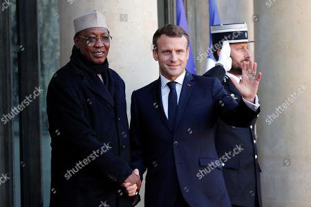 Editorial image of Peace Forum, Paris, France - 12 Nov 2019