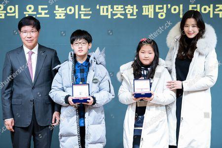 Lee Sun-ho (NEPA CEO), children who saved animals, Jun Ji-hyun