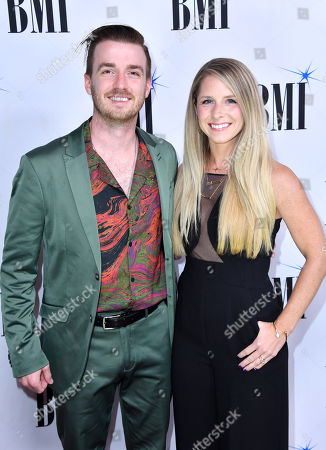 Brandon Lancaster and Tiffany Trotter