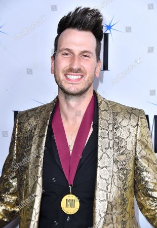 Stock Photo of Russell Dickerson