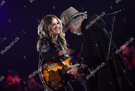 Margo Price and Bob Weir