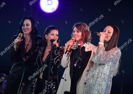 The Highwomen - Amanda Shires, Maren Morris, Brandi Carlile and Natalie Hemby
