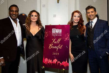 Editorial picture of Go Inside MTC's Fall Benefit, New York, USA - 11 Nov 2019