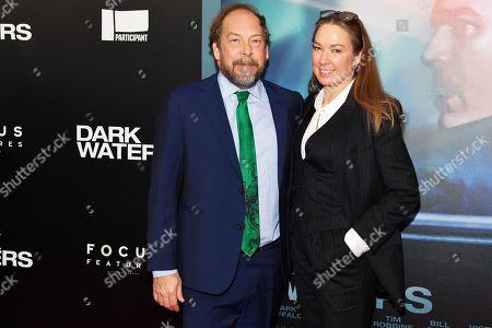 Editorial image of 'Dark Waters' film premiere, Arrivals, New York, USA - 12 Nov 2019