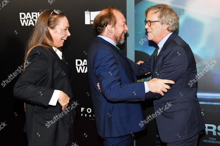 Editorial picture of 'Dark Waters' film premiere, Arrivals, New York, USA - 12 Nov 2019