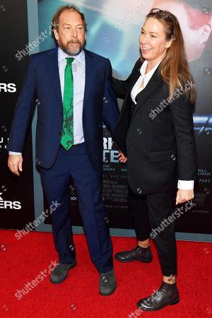 Editorial photo of 'Dark Waters' film premiere, Arrivals, New York, USA - 12 Nov 2019