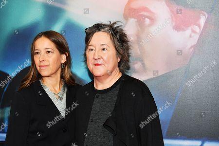 Pamela Koffler and Christine Vachon