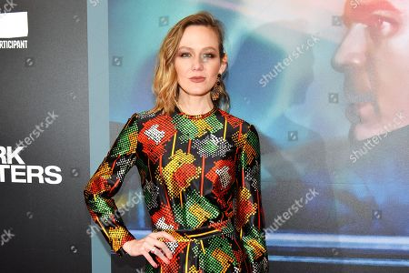 Editorial image of 'Dark Waters' film premiere, Arrivals, New York, USA - 12 Nov 2019