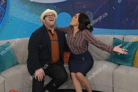 Editorial photo of 'Despierta America' TV show, Miami, USA - 12 Nov 2019