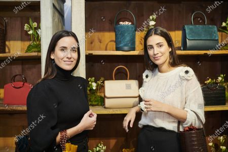 Moira Laporta and Alessandra de Osma