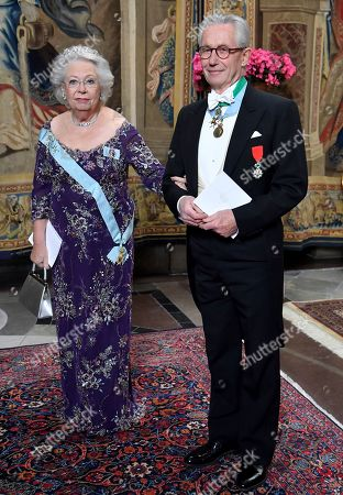 Princess Christina and Tord Magnuson