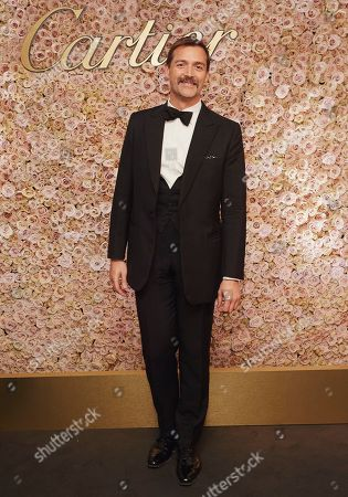 Patrick Grant attends the 29th Cartier Racing Awards