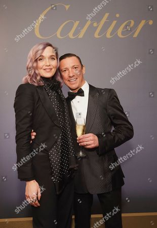 Victoria Pendleton and Frankie Dettori attends the 29th Cartier Racing Awards